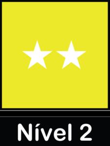 Selo de nível 2 -Contém termos técnicos